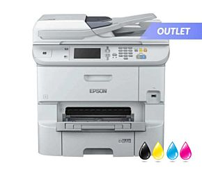 MULTIFUNCION  COLOR EPSON WORKFORCE PRO WF-6590 REACONDICIONADA
