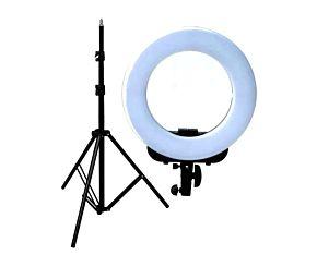 ARO DE LUZ LED RING CON SOPORTE + CONTROL 36CM