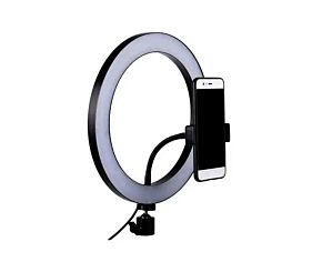 ARO DE LUZ LED RING CON SOPORTE 30CM
