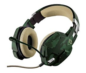 AURICULAR TRUST GAMER CARUS GXT 322C VERDE PC/PS4