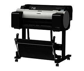 "PLOTTER CANON PROGRAF TM-200 COLOR 24"" C/PEDESTAL"