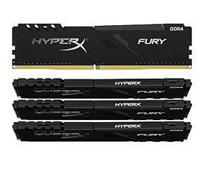 MEMORIA 4GB DDR4 2666 MHZ PC HYPERX FURY