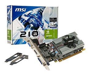 PLACA VIDEO MSI G210 1GB DDR3 912-V809-2808