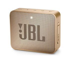 PARLANTE JBL GO 2 CHAMPAGNE BLUETOOTH