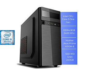 PC I5 9400 8GB SSD240