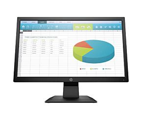 "MONITOR 20"" HP P204 HDMI"