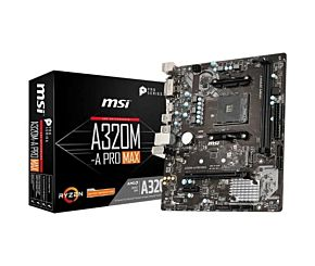 MOTHER MSI A320M-A PRO MAX AM4