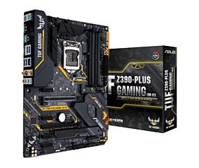 MOTHER GIGABYTE TUF Z390 GAMING PLUS WIFI S1151
