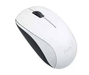 MOUSE GENIUS WIRELLES NX-7000 BLANCO
