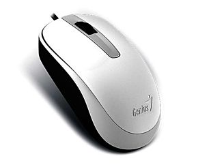 MOUSE GENIUS DX-120 USB BLANCO