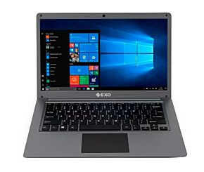 "NOTEBOOK EXO SMART E25L CEL 500GB 14"" W10"