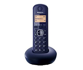 TELEFONO PANASONIC KXTGB -2101 BASE AZUL
