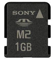 MEMORIA MICRO STICK PRO DUO 1GB