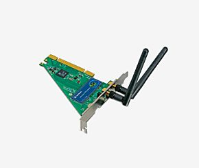 PLACA RED PCI TREND TEW-643 150MBPS C/ANTENA