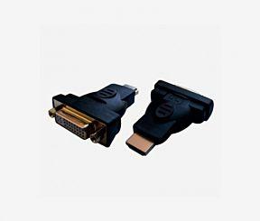 ADAPTADOR HDMI M / HDMI H NISUTA