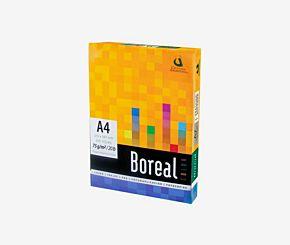 RESMA BOREAL A4 80 GRS AMARILLA