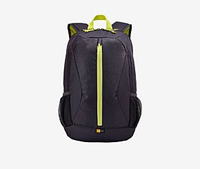 MOCHILA NOTEBOOK CASE LOGIC IBIR-115 NEGRO/VERDE