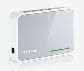 SWITCH TP-LINK 5 PORTS - TL- SF1005