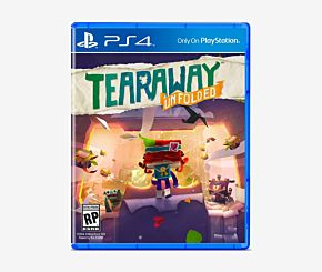 JUEGO P/PS4 TEARAWAY: UNFOLDED