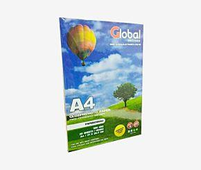 PAPEL SUBLIMACIÓN GLOBAL A4 110 GRS X100