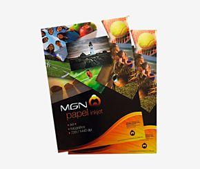 PAPEL FOTOGRAFICO MGN A4 200GR X20 BRILLANTE