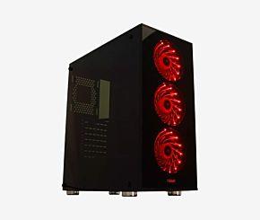 GABINETE NOGA NG-8608 RGB FUENTE 500W