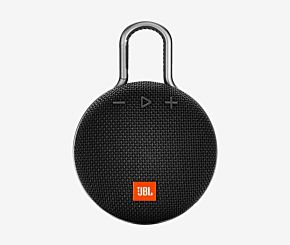 PARLANTE JBL CLIP 3 BLACK BLUETOOTH