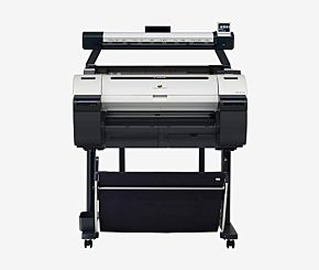 "PLOTTER CANON IPF670MFP COLOR  24"" CON STAND"