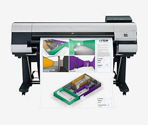 PLOTTER CANON IPF830 COLOR 44""