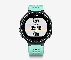 RELOJ GARMIN FORERUNNER 235 GPS FROST