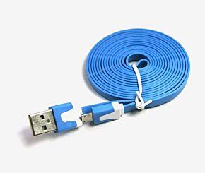 CABLE USB A MICRO USB PLANO SAMSUNG