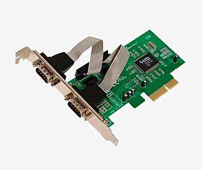 PLACA PCI-E 2 SERIALES NOGANET