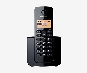 TELEFONO PANASONIC KXTGB-110GB 1 BASE NEGRO