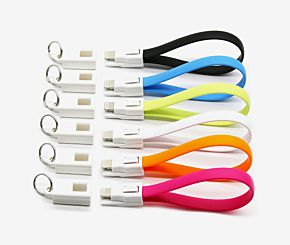 CABLE LLAVERO MICROUSB INT CO