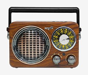 RADIO VINTAGE NISUTA NSRV17 RADIO/MP3/BLUETOOTH