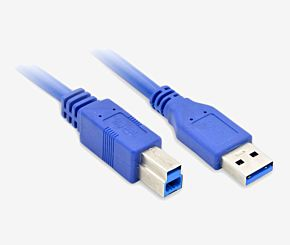 CABLE USB 3.0 AM-BM 1.80MTS NISUTA