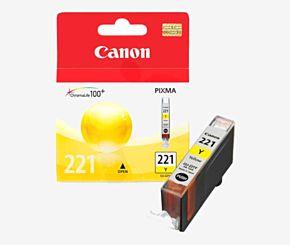 CART CANON CLI-221 AMARILLO
