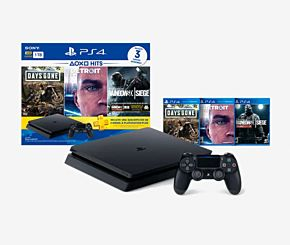 PLAY STATION SONY 4 1TB HITS 5