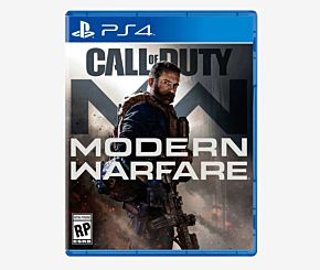 JUEGO PS4 CALL OF DUTY MW