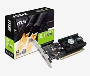 PLACA VIDEO MSI GT1030 2GB DDR3 912-V809-2826