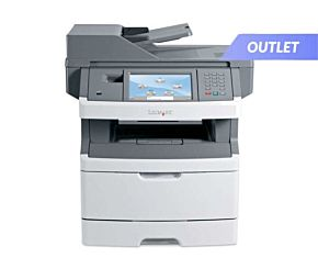 MULTIFUNCION LEXMARK X464 REACONDICIONADA