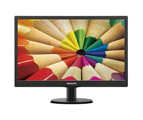 "MONITOR 19"" PHILIPS 193V5LHSB 2/55 VGA/HDMI"