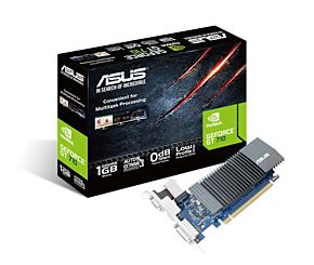 PLACA DE VIDEO ASUS GT710 1GB DDR5 GT710-SL-1GD5