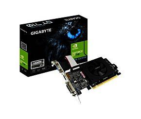PLACA VIDEO GIGABYTE GT710 2GB DDR3