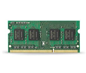 MEMORIA 4GB DDR3 1600MHZ CRUCIAL SODIMM