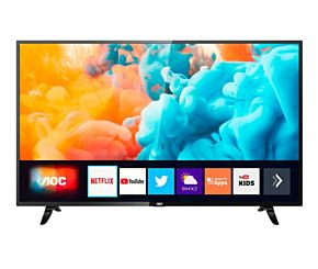 "TV AOC LED 50"" 4K 50U6295/77G SMART"
