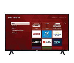 """TV TCL 40"""" LED L40S6500N SMART HD"""