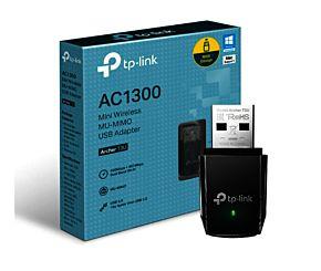 PLACA INALAMBRICA USB TP LINK ARCHER T3U MINI
