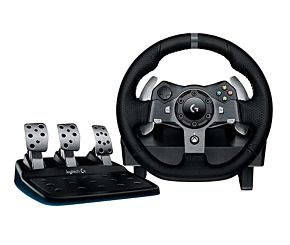 VOLANTE LOGITECH FORCE G920 DRIVING FORCE